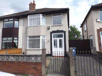3 Bedrooms Semi Detached House for sale in Montgomery Road, Walton, Liverpool, Merseyside, L9