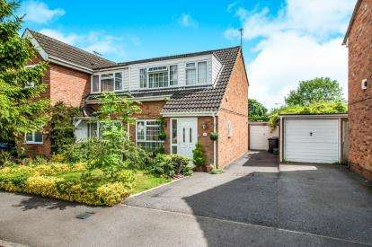 3 Bedrooms Semi Detached House for sale in Latimer Close, Hemel Hempstead, Hertfordshire, .