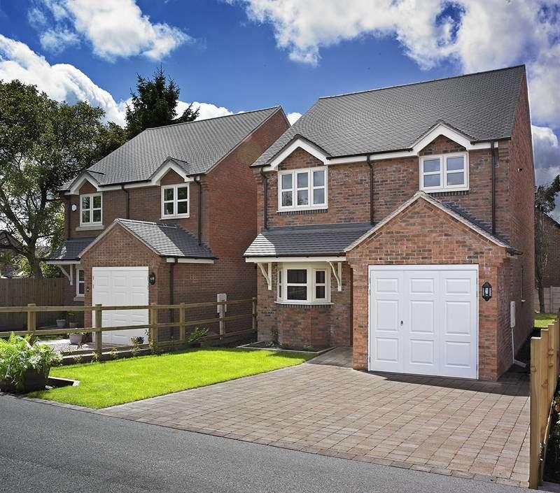3 Bedrooms Detached House for sale in Wildmoor Court, Catshill, Bromsgrove