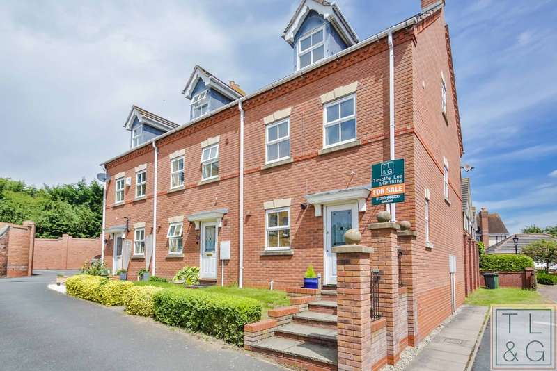 3 Bedrooms Town House for sale in Clarks Hill Rise, Evesham