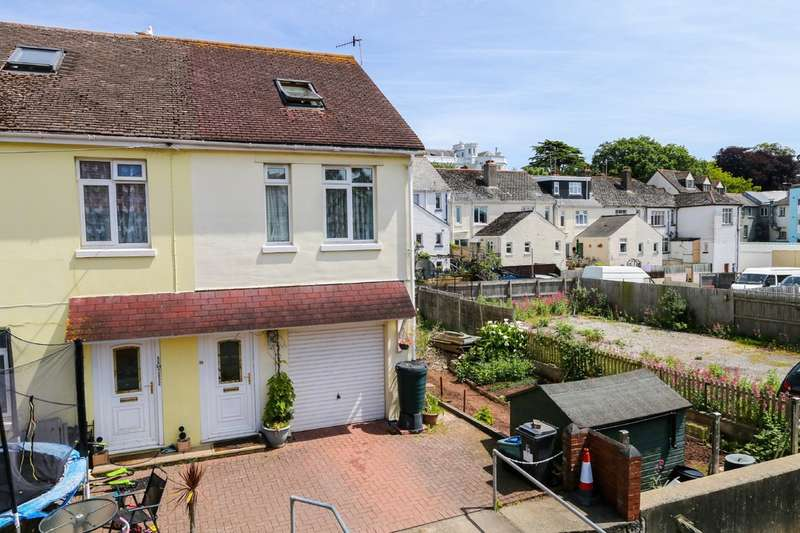 1 Bedroom Maisonette Flat for sale in First Avenue, Teignmouth
