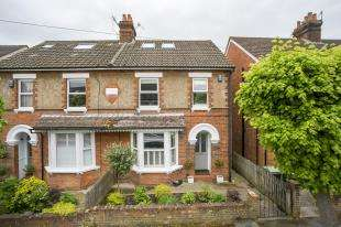 4 Bedrooms Semi Detached House for sale in Mabledon Road, Tonbridge, Kent