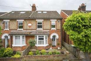 4 Bedrooms Semi Detached House for sale in Mabledon Road, Tonbridge, Kent, .