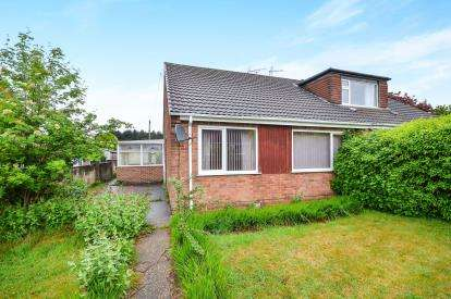 2 Bedrooms Bungalow for sale in Richmond Road, Kirkby-In-Ashfield, Nottingham, Notts
