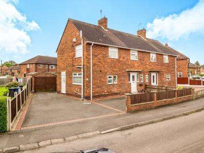 3 Bedrooms Semi Detached House for sale in Ling Crescent, Ruddington, Nottingham, Nottinghamshire