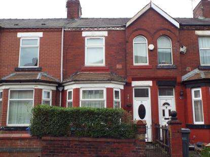2 Bedrooms Terraced House for sale in Ashley Lane, Manchester, Greater Manchester