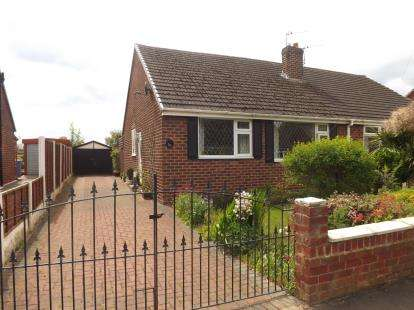 2 Bedrooms Bungalow for sale in Burgess Avenue, Warrington, Cheshire