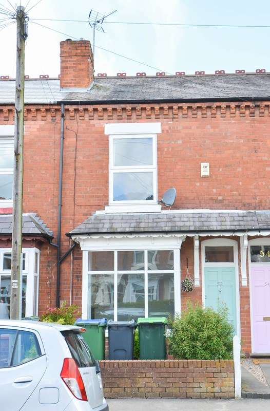 3 Bedrooms Terraced House for sale in Bishopton Road, Bearwood