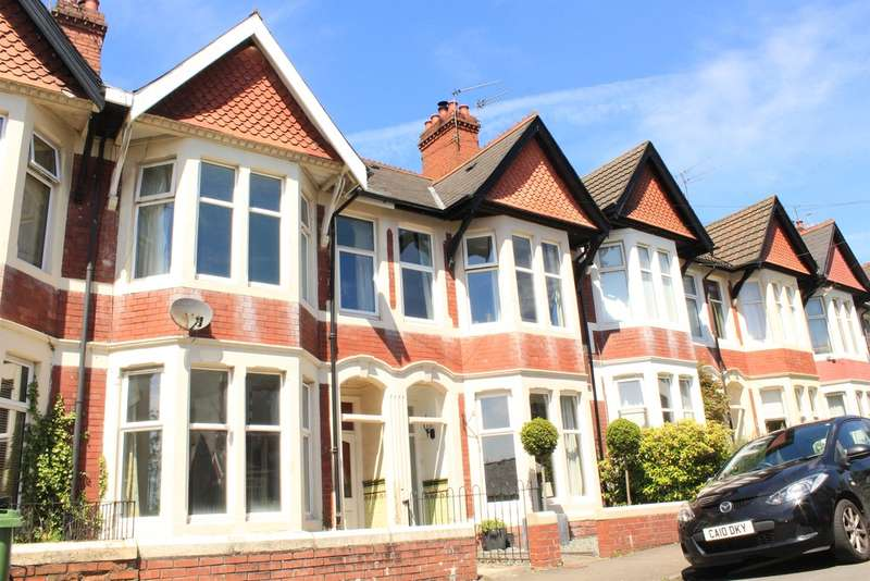 3 Bedrooms Terraced House for sale in Melbourne Road, Llanishen, Cardiff