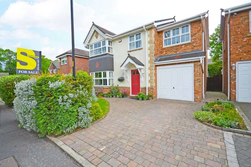 5 Bedrooms Detached House for sale in Hampton Mews, Davenport
