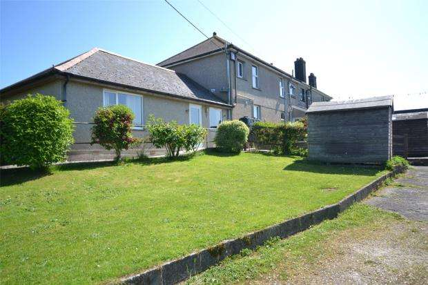 5 Bedrooms Semi Detached House for sale in Talland View, Killigarth, Polperro, Cornwall