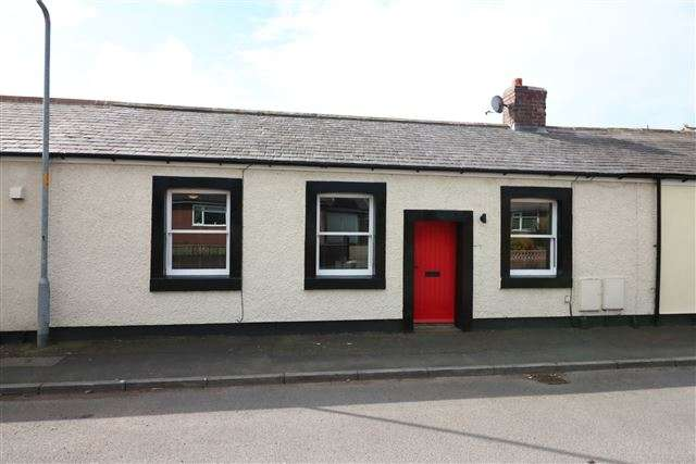 2 Bedrooms Bungalow for sale in California Road, Carlisle, Cumbria, CA3 0BS