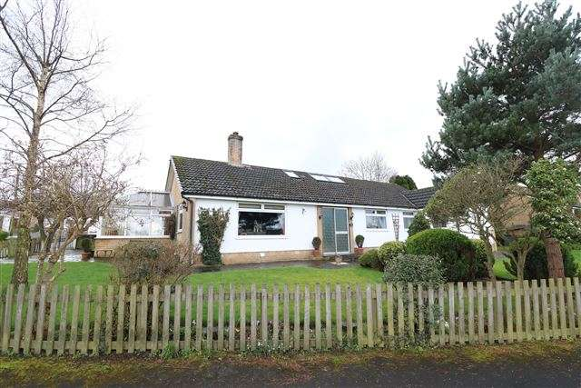 3 Bedrooms Bungalow for sale in Solway View, Kirkbampton, Carlisle, Cumbria, CA5 6HR