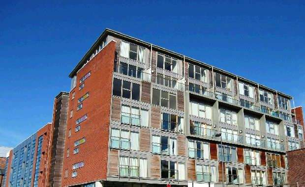 2 Bedrooms Apartment Flat for sale in Cinnamon Building, 50 Henry Street, Liverpool