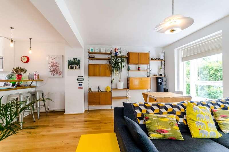 2 Bedrooms Maisonette Flat for sale in Founders Gardens, Upper Norwood, SE19