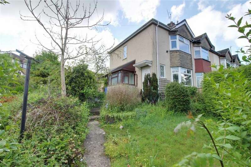 2 Bedrooms End Of Terrace House for sale in Eros Close, Stroud, Gloucestershire