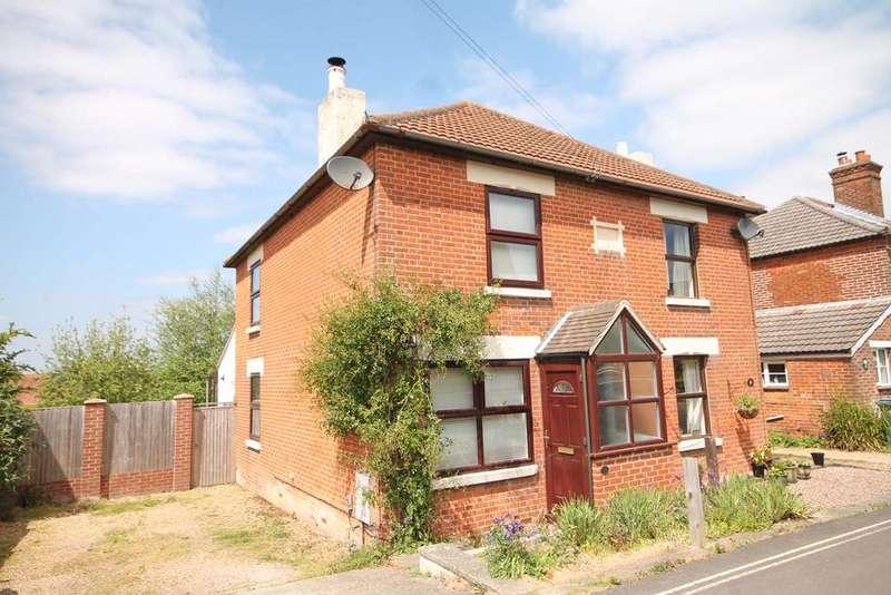 2 Bedrooms Unique Property for sale in Glen Road, Sarisbury Green SO31