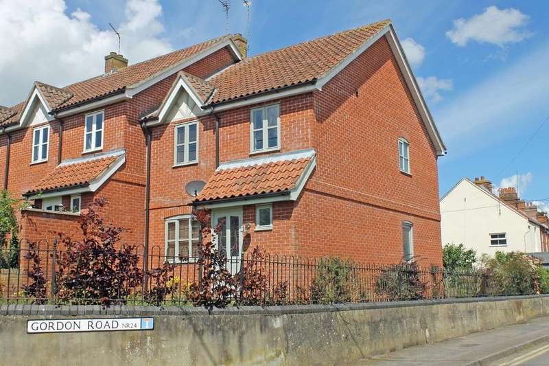3 Bedrooms End Of Terrace House for sale in Melton Mews, Melton Constable NR24