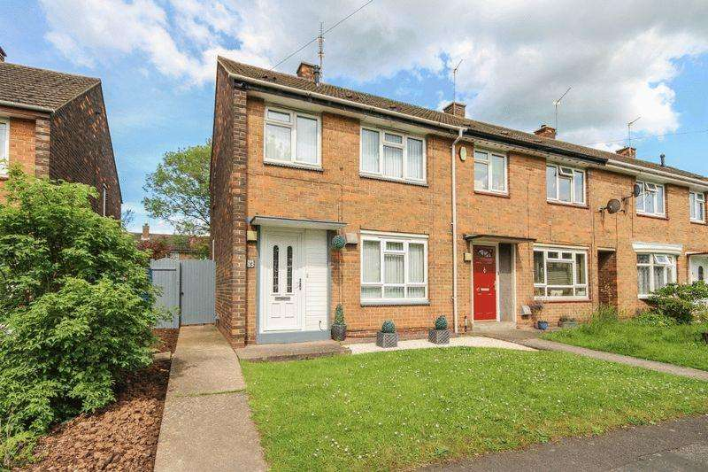 2 Bedrooms End Of Terrace House for sale in WATERFORD DRIVE, CHADDESDEN