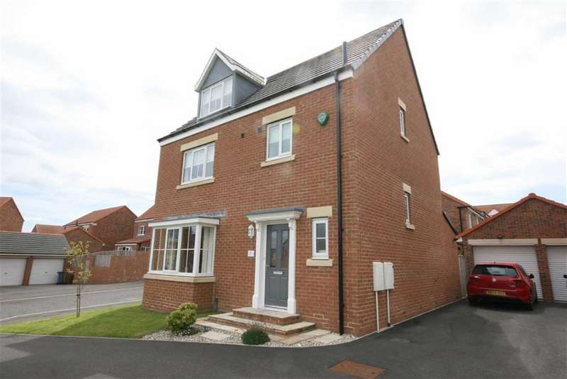 4 Bedrooms Property for sale in Lambley Crescent, Seaton Delaval, NE25