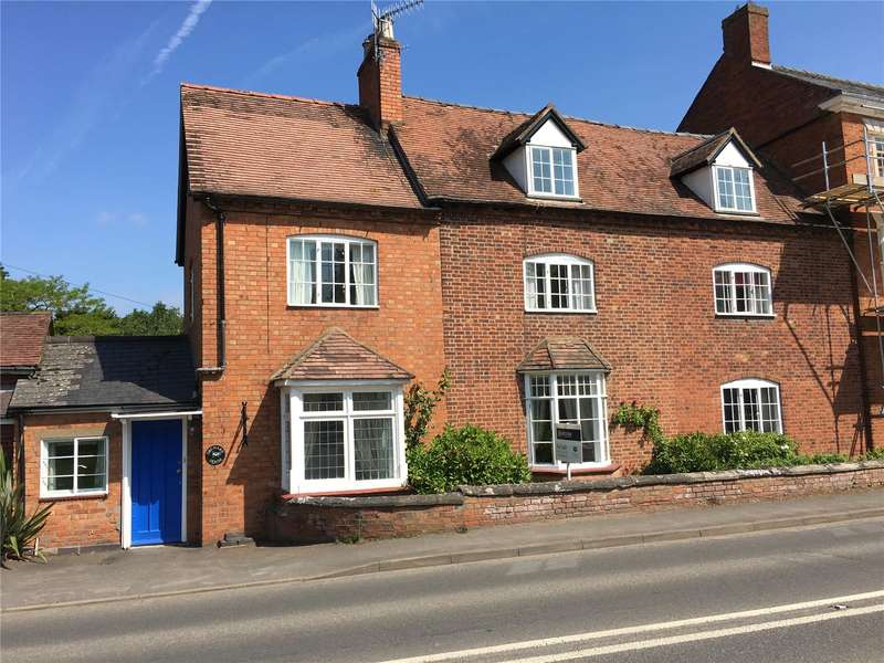 5 Bedrooms Semi Detached House for sale in Station Road, Salford Priors, Evesham, WR11