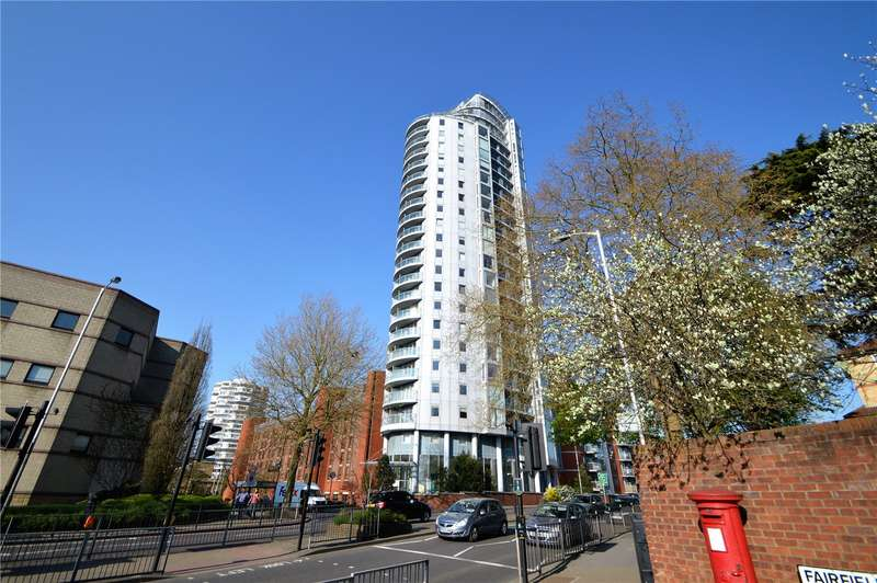 Apartment Flat for sale in Altitude Apartments, 9 Altyre Road, Croydon