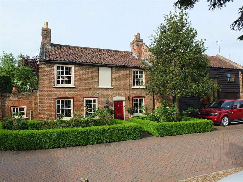 5 Bedrooms Detached House for sale in Swapcoat Lane, Long Sutton