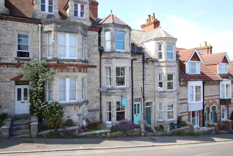4 Bedrooms Terraced House for sale in STAFFORD ROAD, SWANAGE