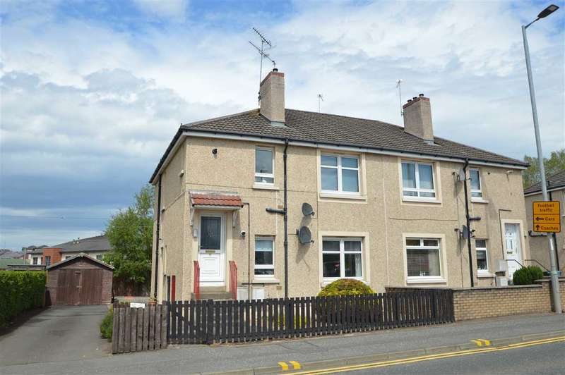 1 Bedroom Apartment Flat for sale in Airbles Road, Motherwell