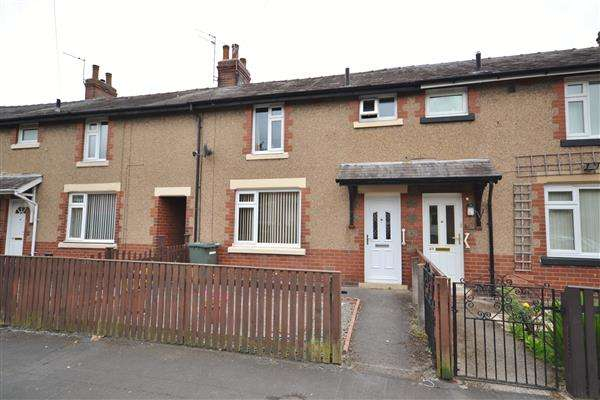 2 Bedrooms Terraced House for sale in Beaconsfield Terrace, Chorley