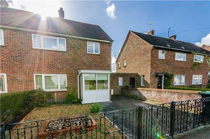 3 Bedrooms Semi Detached House for sale in St Ovins Green, Ely