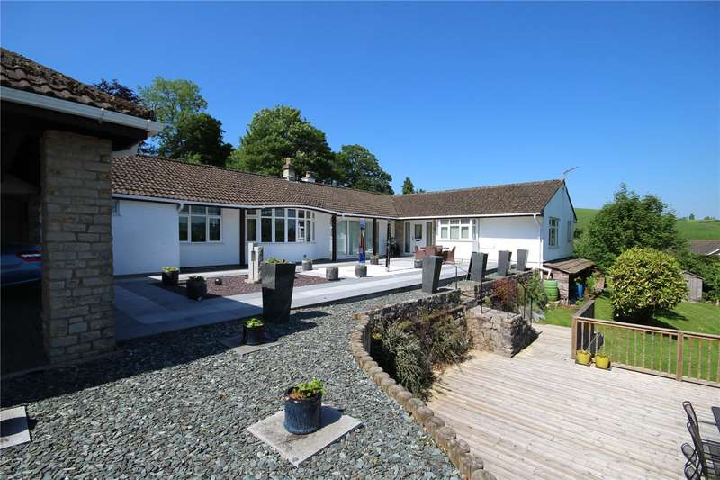 4 Bedrooms Detached Bungalow for sale in Corston, Bath, BA2