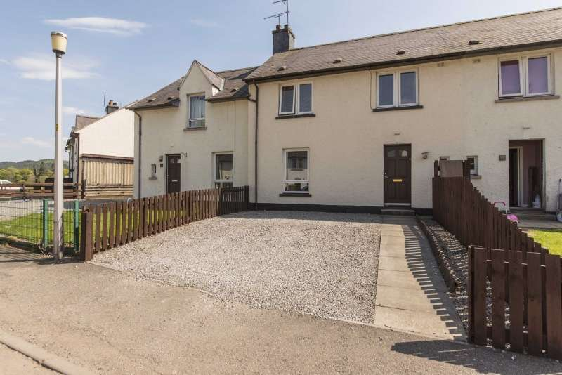 4 Bedrooms Terraced House for sale in Balgate Drive, Kiltarlity, Beauly, Highland, IV4 7HL