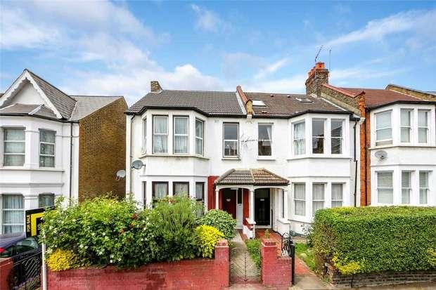 3 Bedrooms Flat for sale in Monson Road, Kensal Green, London