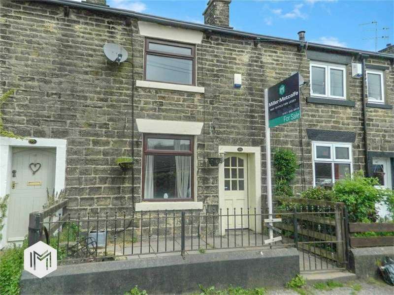 2 Bedrooms Terraced House for sale in Pennington Street, Walshaw, Bury, Lancashire