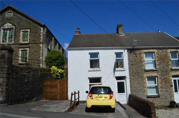 3 Bedrooms End Of Terrace House for sale in Lone Road, Clydach, Swansea, West Glamorgan