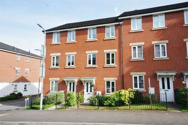 3 Bedrooms Town House for sale in Roman Way, Caerleon, NEWPORT