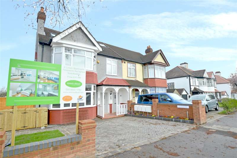 2 Bedrooms Apartment Flat for sale in Addiscombe Road, Croydon