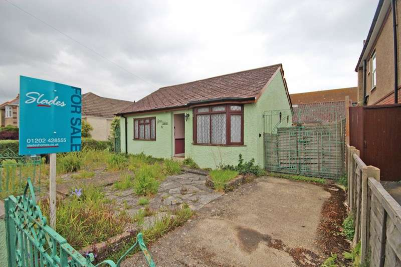 3 Bedrooms Detached Bungalow for sale in Stamford Road, Southbourne, Bournemouth