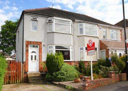 3 Bedrooms Semi Detached House for sale in Herdings View, Sheffield, South Yorkshire