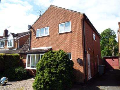 3 Bedrooms Detached House for sale in The Leas, Bulcote, Nottingham