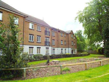 2 Bedrooms Flat for sale in Buchanan Road, Rugby, Warwickshire