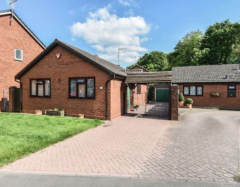 2 Bedrooms Detached House for sale in Poplar Close, Bromsgrove