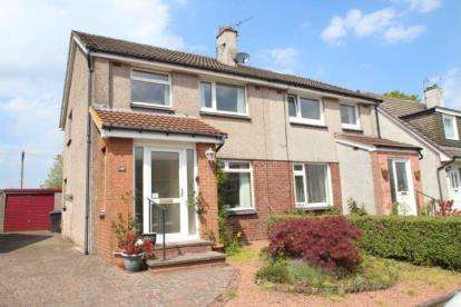 3 Bedrooms Semi Detached House for sale in Balgray Road, Newton Mearns