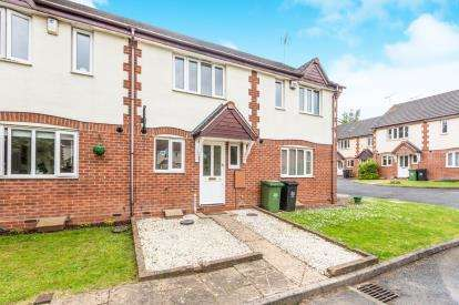 2 Bedrooms Terraced House for sale in Hoskyns Avenue, Warndon Villages, Worcester, Worcestershire