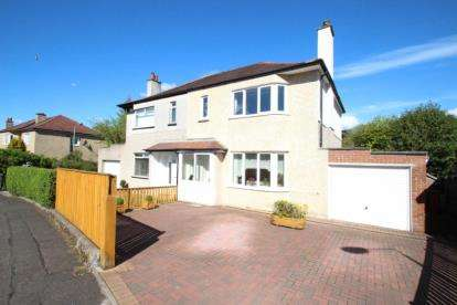 3 Bedrooms Semi Detached House for sale in Marguerite Avenue, Lenzie, Glasgow