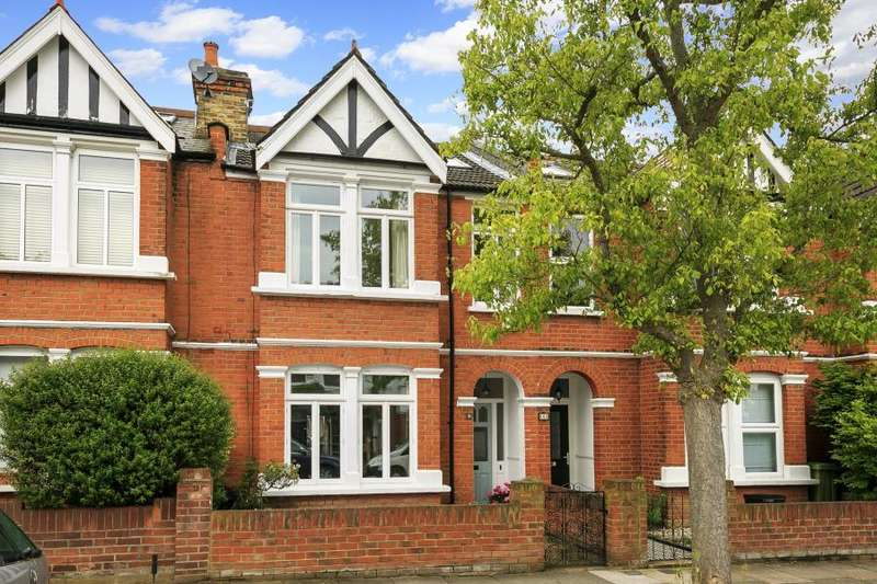 4 Bedrooms Terraced House for sale in Bonser Road, Strawberry Hill, TW1