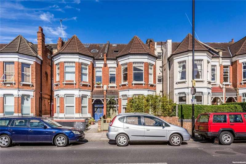 2 Bedrooms Flat for sale in Ferme Park Road, London, N8