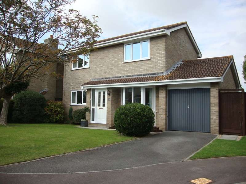 3 Bedrooms Detached House for sale in Thornbury Drive, Uphill