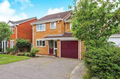 4 Bedrooms Detached House for sale in Dussindale, Norwich, Norfolk